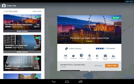 Expedia Hotels, Flights & Cars Screenshot 25