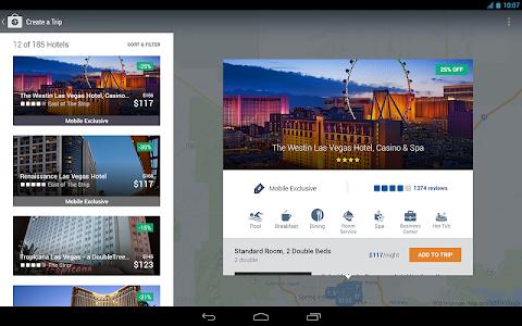 Expedia Hotels, Flights & Cars v6.0.0