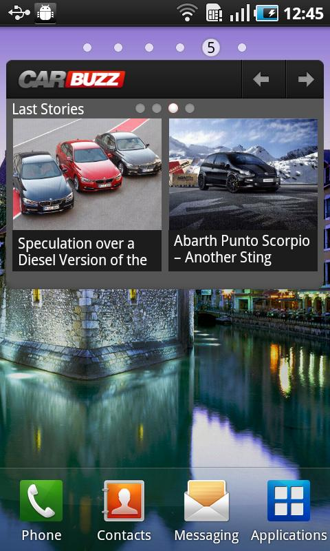 CarBuzz - Car news and reviews - screenshot
