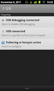 1-Click WiFi Tether No Root - screenshot thumbnail