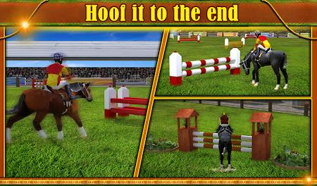 Horse Show Jump Simulator 3D 1.1 screenshot 40846