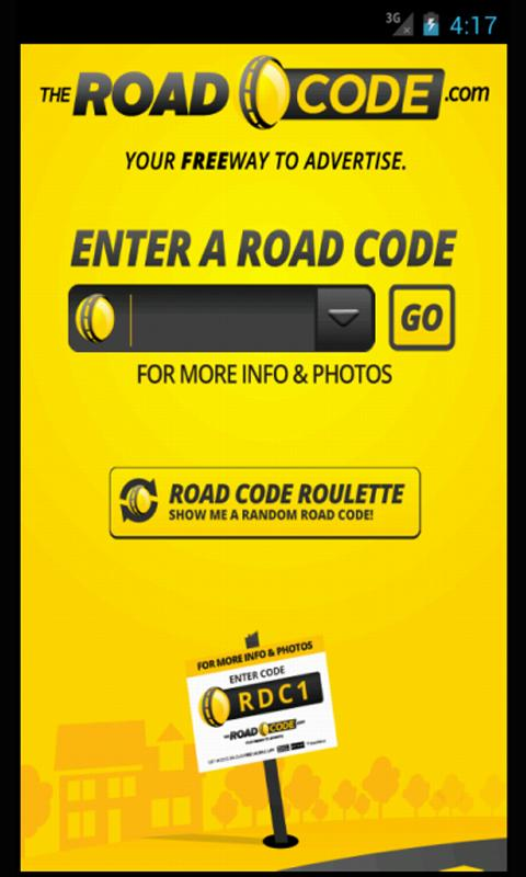 The Road Code App - screenshot
