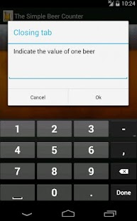 The Simple Beer Counter- screenshot thumbnail