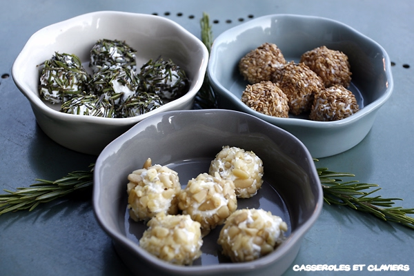 Goat Cheese Bites Recipe