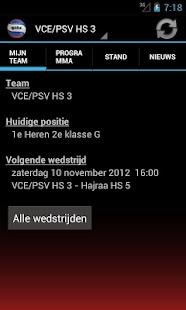 Mijn Volleybal (Mijn Nevobo) - screenshot thumbnail