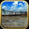 Yellowstone National Park Fun icon
