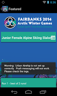 Fairbanks Arctic Winter Games - screenshot thumbnail