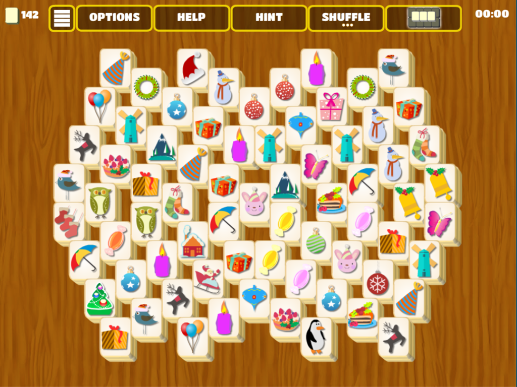 Mahjong Holiday Joy Spec Edtn- screenshot
