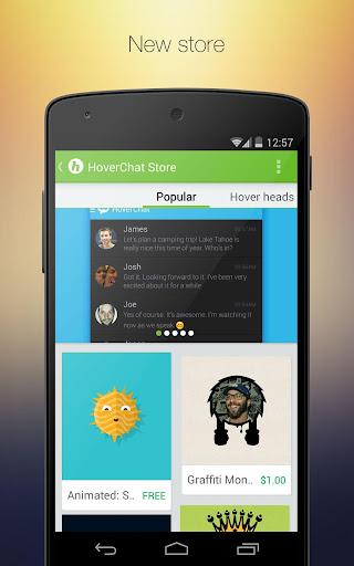 玩通訊App|HoverChat (formerly Ninja SMS)免費|APP試玩