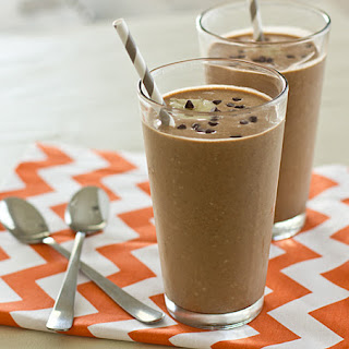 Mexican Chocolate Breakfast Shake