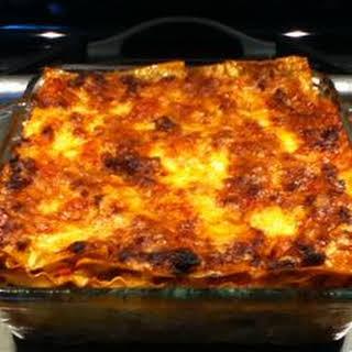recipe: spicy beef lasagna recipe [33]