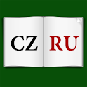 Czech-Russian dictionary icon