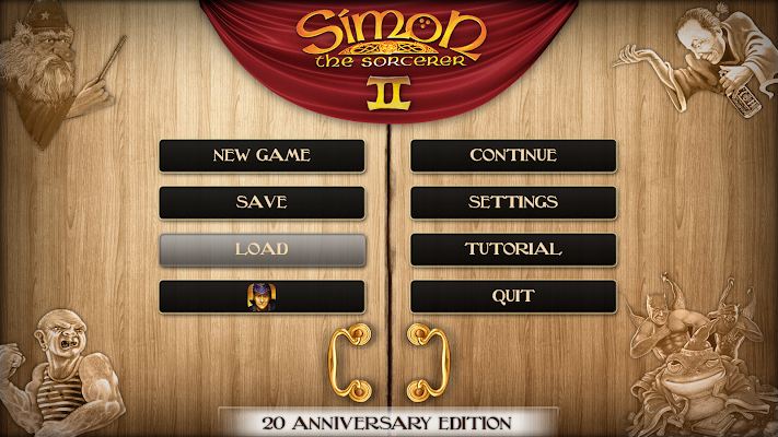Simon the Sorcerer 2 - screenshot