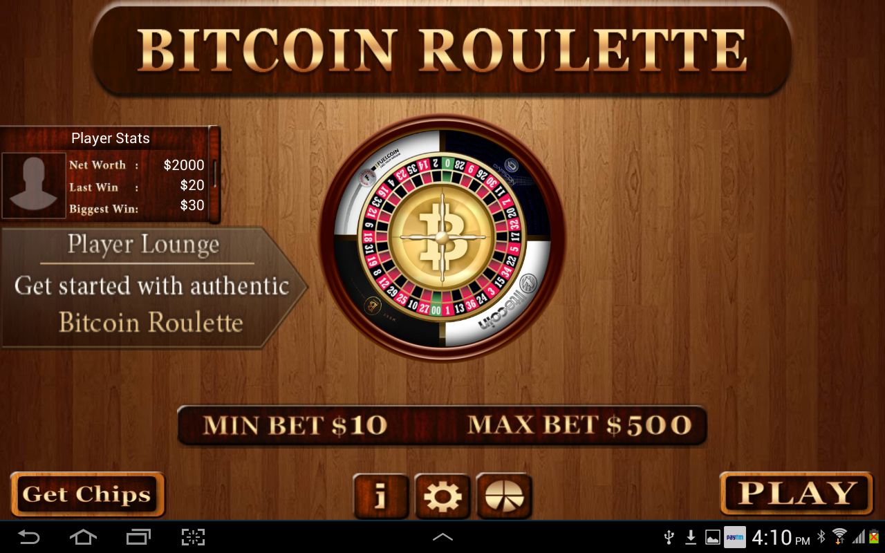 Bitcoin Roulette – Play Bitcoin Roulette Online