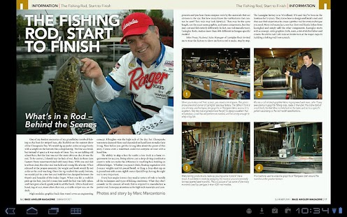 Bass Angler Magazine - screenshot thumbnail