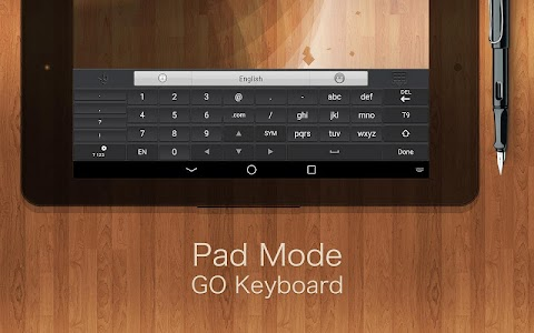 GO Keyboard + Emoji & Emoticon v2.07