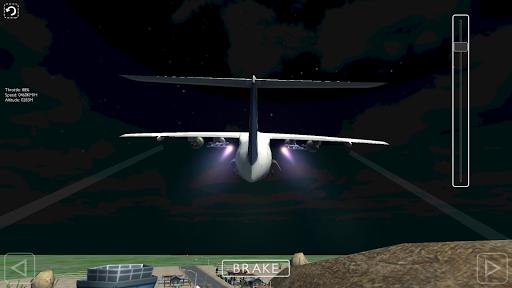 Airplane Flying Simulator 3D