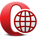 Vodafone Opera Mini Browser logo