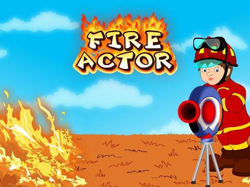 【免費動作App】Fire Actor-APP點子