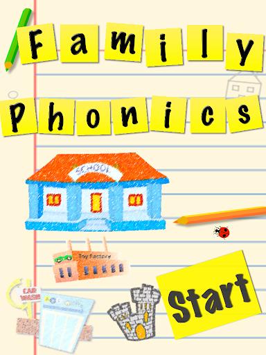UK Family Phonics