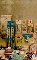 Screenshot of Tim's Toy Shop Atom theme