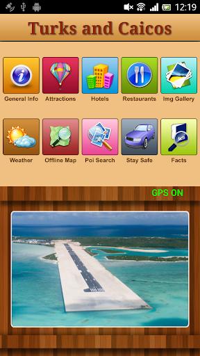 Turks and Caicos Offline Guide