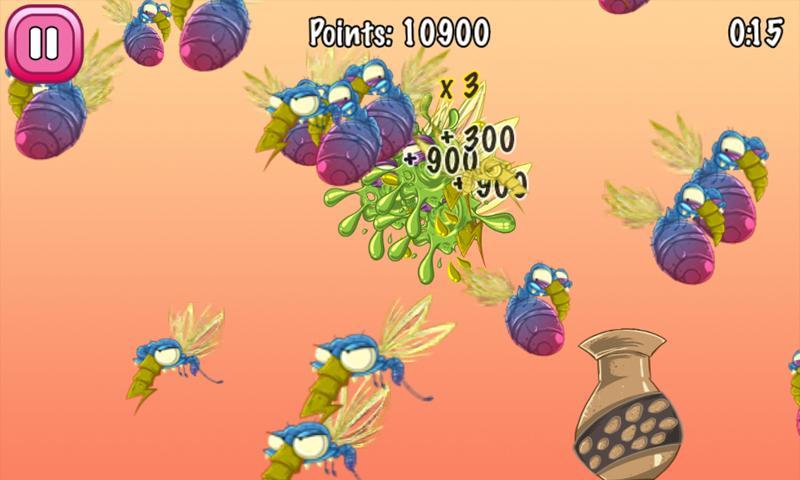 ByeBye Mosquito- screenshot