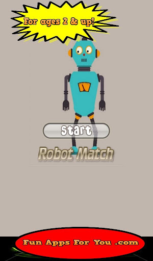 Fun Robot Match
