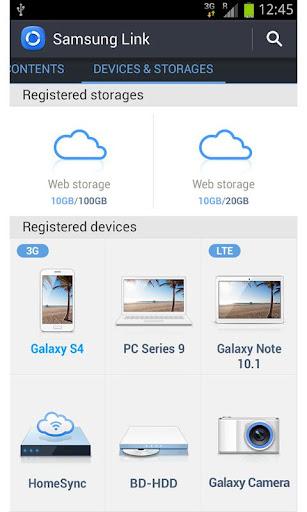 Samsung Link (Terminated)  screenshots 3