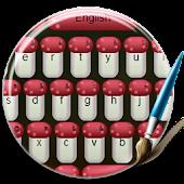 Mushrooms Keyboard