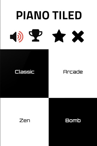 【免費音樂App】Piano Tiled - Tap black tiles-APP點子