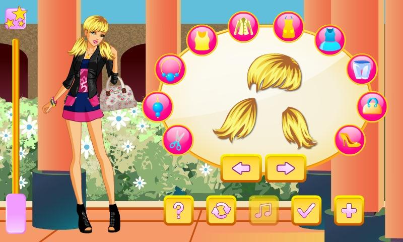 High School Chic Dress Up - screenshot
