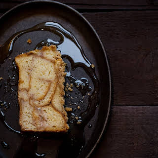 Baked Chai-Spiced French Toast.
