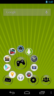 CircleLauncher Screenshot