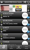 Screenshot of Italian Hits! (Free)