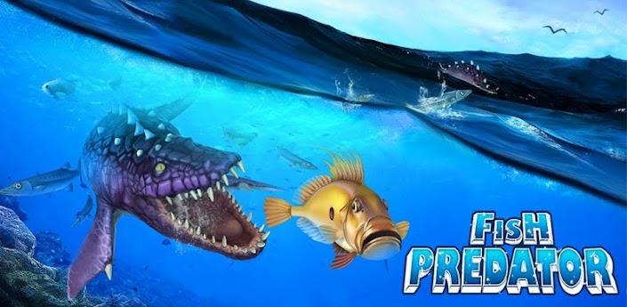 Скачать Fish Predator v.1.0.8 для андроид