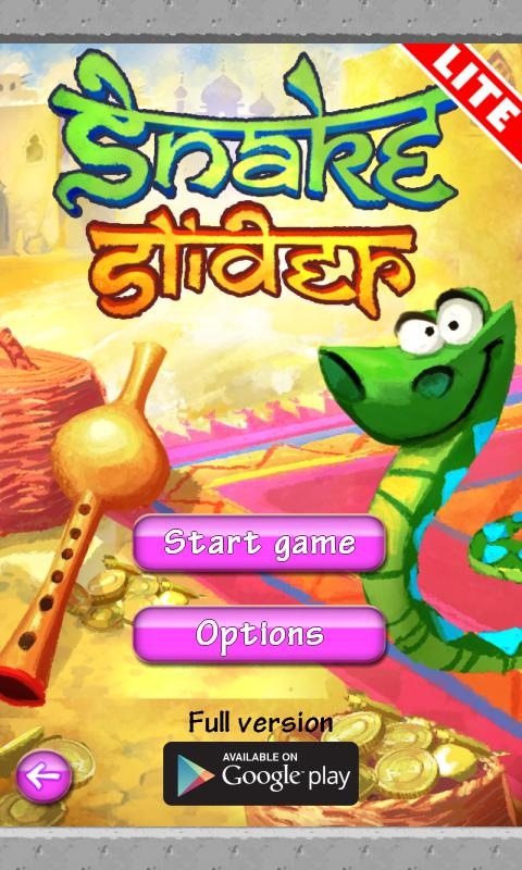 Snake Slider Lite - screenshot