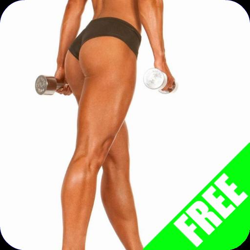 10日性感臀部鍛煉 健康 App LOGO-硬是要APP