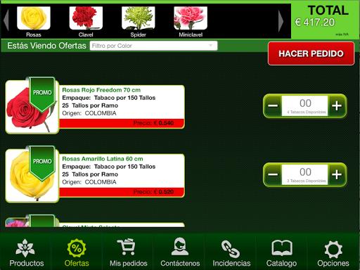 Multiflora App