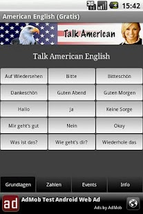 Talk American (Free)- screenshot thumbnail