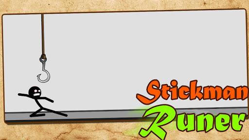 Stickman Runer