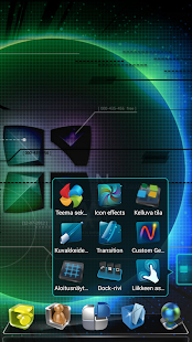 Next Launcher Finnish Langpack- screenshot thumbnail