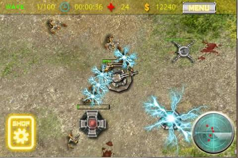 Zombie Defense apk v1.3 - Android
