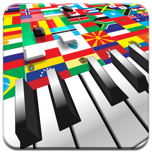 Piano Master 國歌 音樂 LOGO-玩APPs