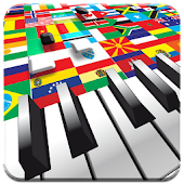 Piano Master National Anthems