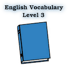 English Vocabulary Level 3 icon