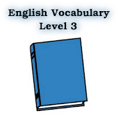 English Vocabulary Level 3