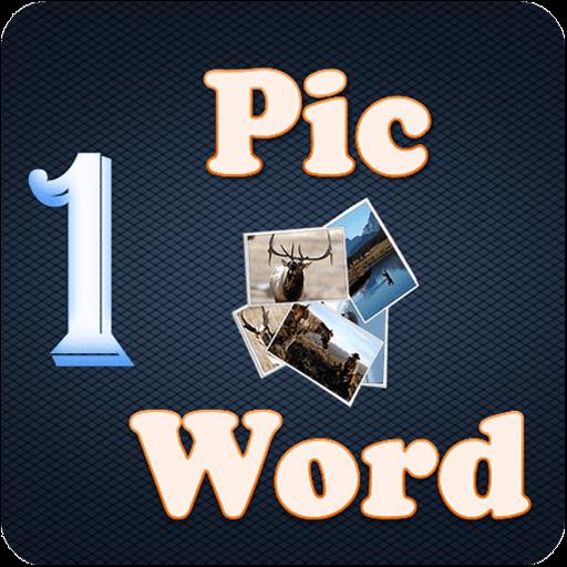 1 Pic 1 Word - Word Game Free 拼字 App LOGO-硬是要APP