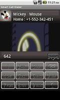 Screenshot of Smart Call Dialer