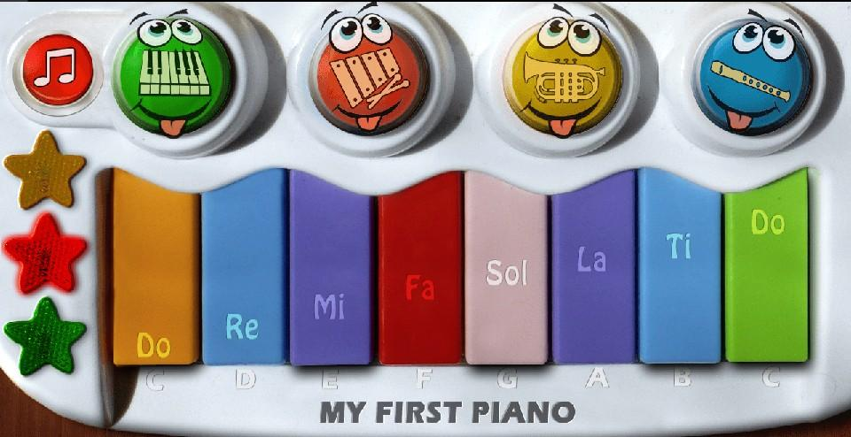Piano Kids Music Instruments- screenshot
